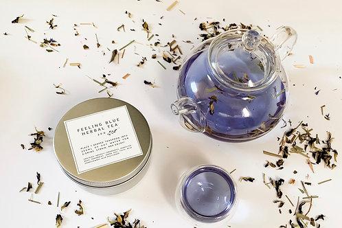 'Feeling Blue' Herbal Tea