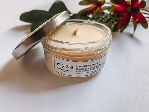Mysa Beeswax Candle