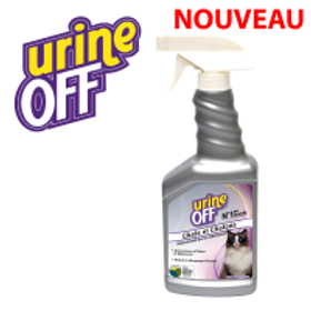 Urine Off Chatons et chats 500 ml