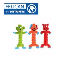 Felican Jouet Forme Chien Latex 19 CM