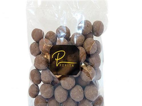Perles chocolatées Pures Noisettes Pépita D'Oro Sachet de 200g