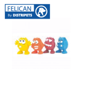 Felican Jouet Monster Latex 10 CM