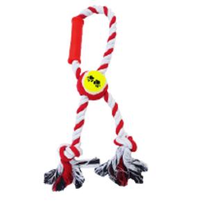 Felican Jouet corde Tennis Poignée 33cm