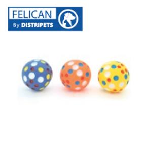 Felican Jouet Balle Vinyl 7 CM