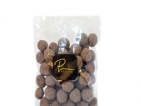 Perles chocolatées Pures Noisettes Pépita D'Oro Sachet de 100g