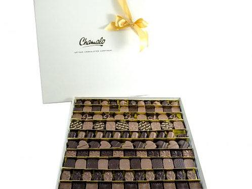 Coffret maison de chocolats assortis Chamalo (1.5kg )