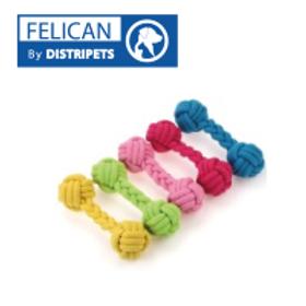 Felican Jouet OS en Corde 19 CM