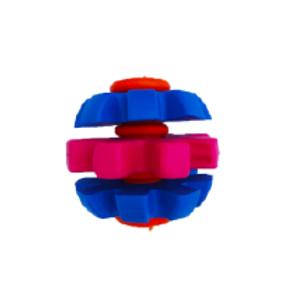 Felican Jouet balle Ronde distributeur croquette 7cm