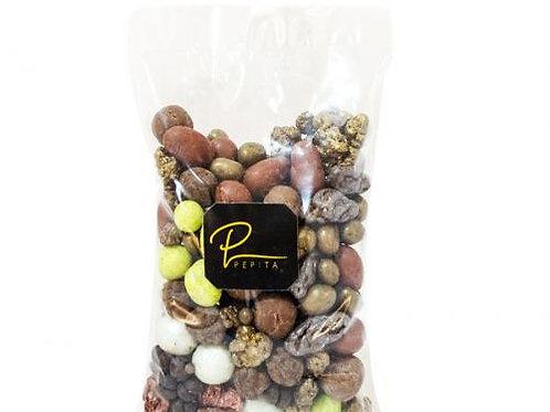Perles chocolatées - Mixte Pépita D'Oro Sachet de 300g