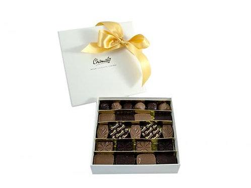 Coffret maison de chocolats assortis Chamalo 200g