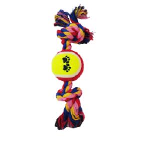 Felican Jouet corde avec balle ANKA 28cm