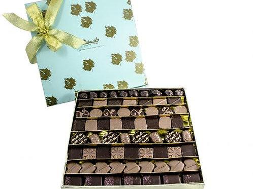 Coffret Fantaisie de chocolats assortis Chamalo 650g