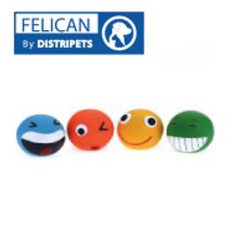 Felican Jouet SMILE Latex 6,5 CM