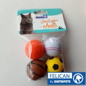 Felican Jouet Ballon 4 PCS