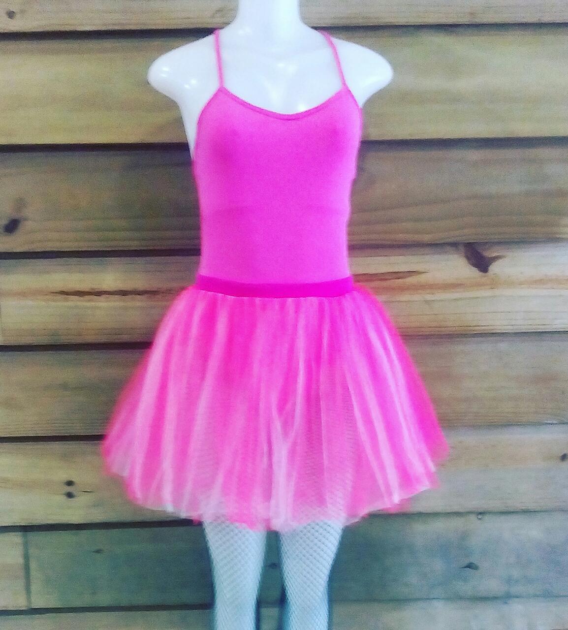Conjunto rosa ballet