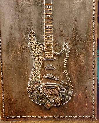 Reclaimed Guitar
