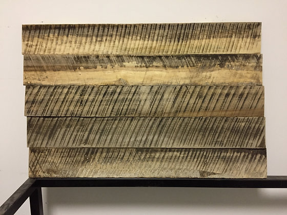 Blank Reclaimed Wood Canvas