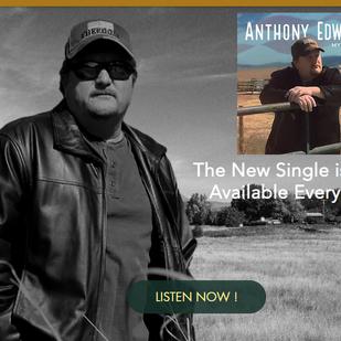 New Single My America by Anthony Edwinds
