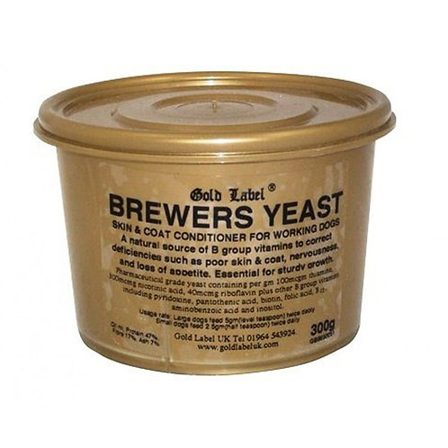 Gold Label Canine Brewers Yeast