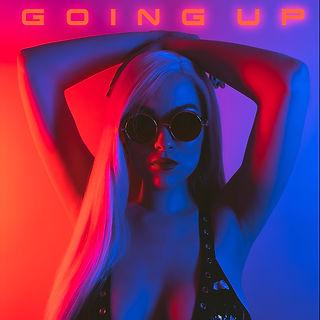 Emm Going Up Album Cover Art