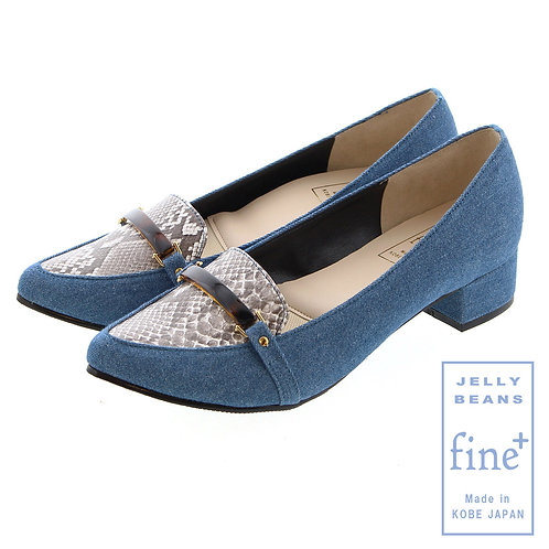 【fine+】ローファーレインパンプス/780-05616