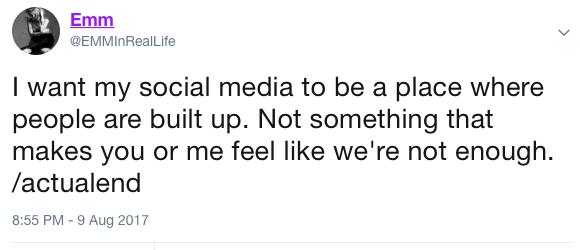 Social Media Rant
