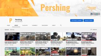 Pershing Youtube