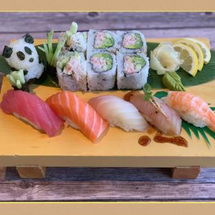 Sushi comb 5pc