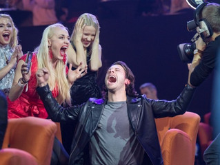 Estonia | A close call for Victor Crone as the televoting results are released
