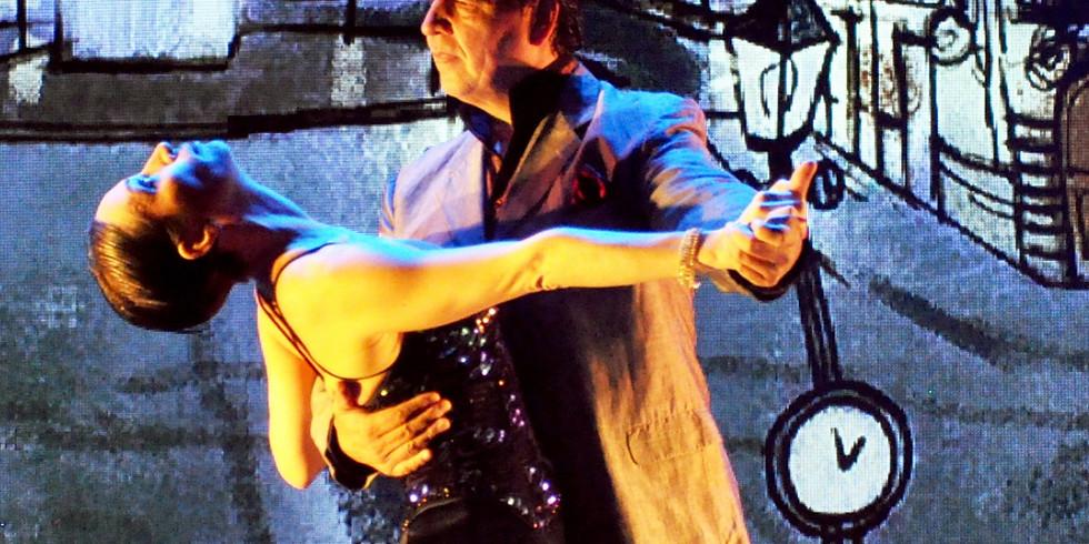 """Encuentros"" a Live Performance by Armando Orzuza & Nuria Martinez"