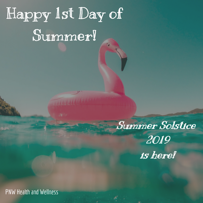 Happy 1st Day of Summer!