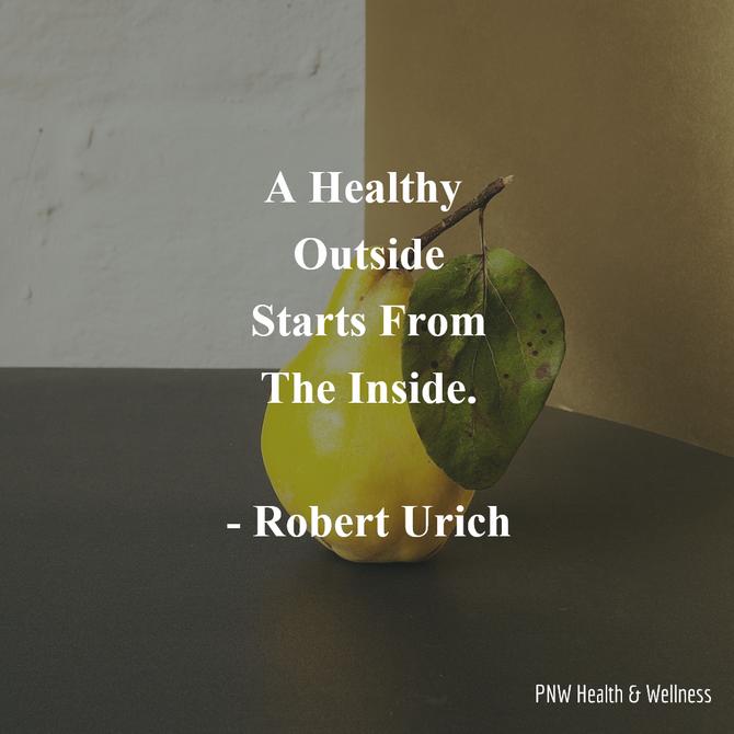 A Healthy Outside...