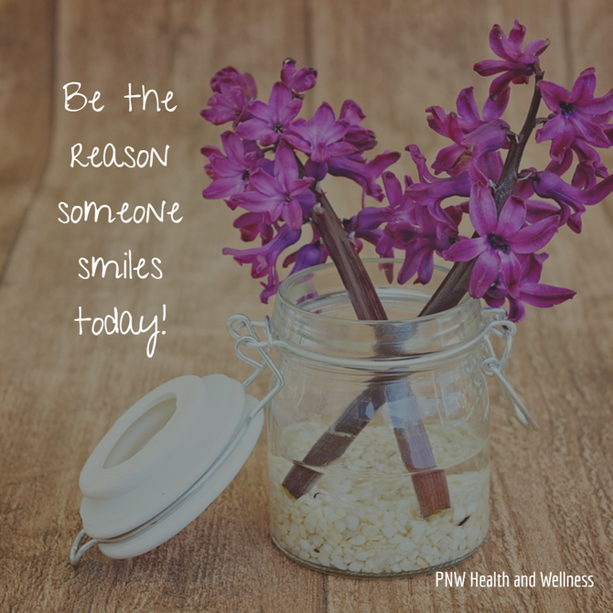 Be the reason someone...