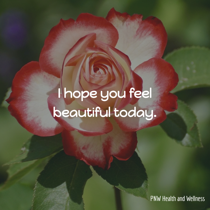 I hope you feel...