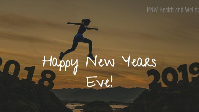 Happy New Years Eve!