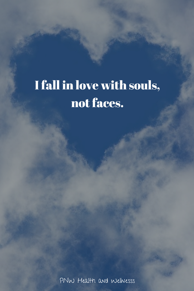 I fall in love with...