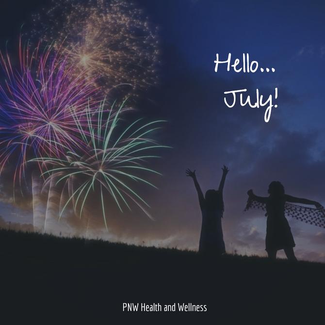 Hello... July!