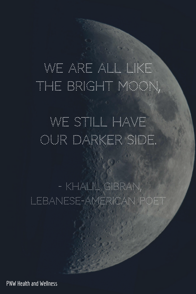 We Are All Like The Bright Moon,