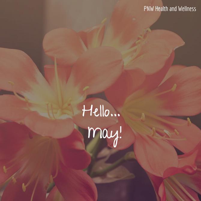 Hello... May!