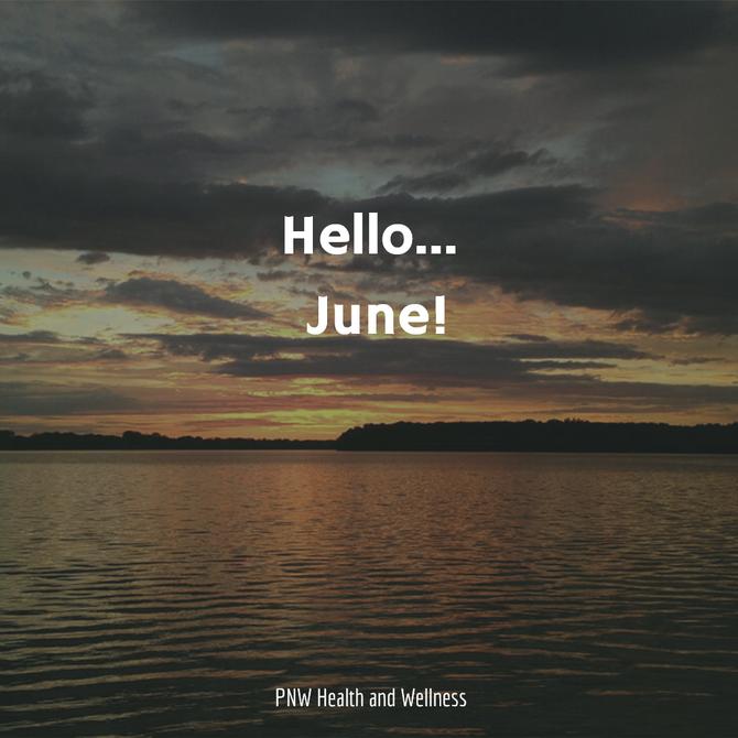 Hello... June!
