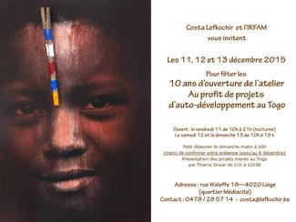 Week-end Togo 2016