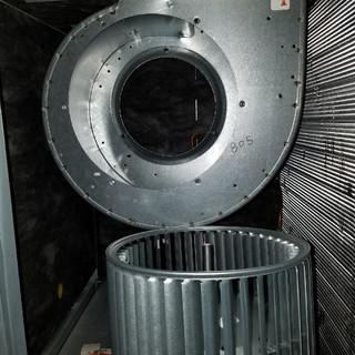 Repaired Water Source Heat Pump