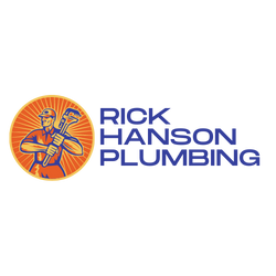 Rick Hanson Plumbing - Custom Logo Design by Consumr Buzz