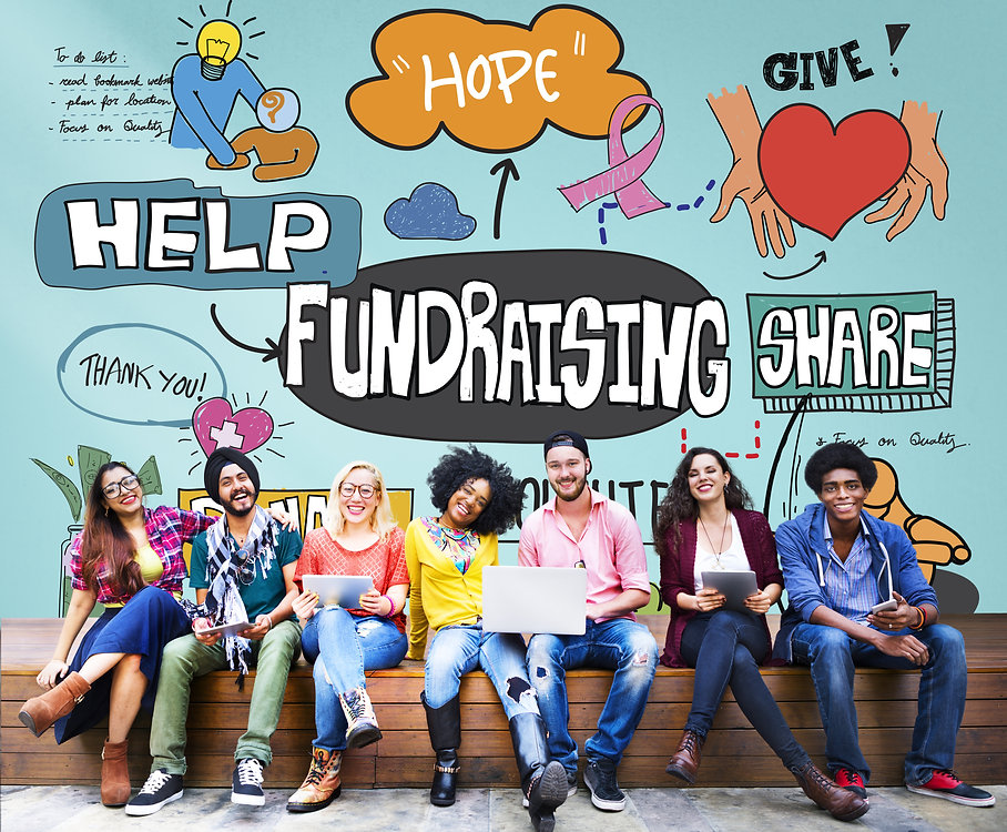 Fundraising Funds Capital Aid Advice Con