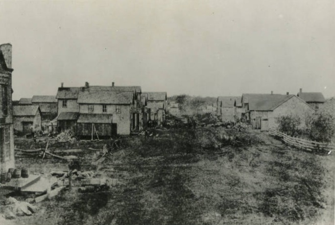 New Prague Main Street 1870?