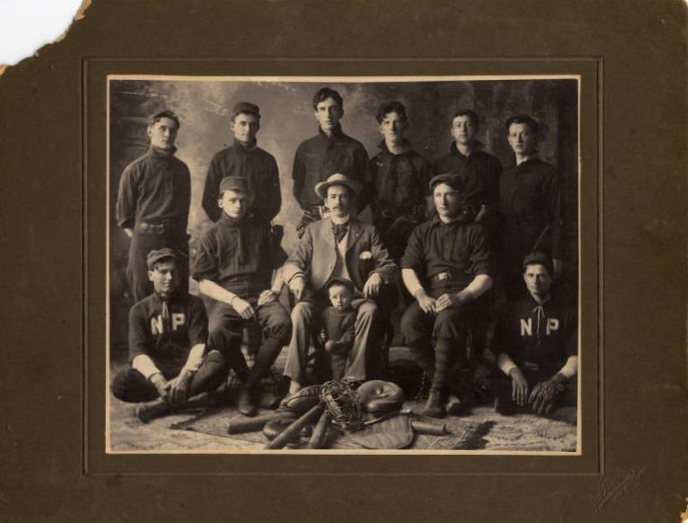 New Prague Baseball Team, 1904