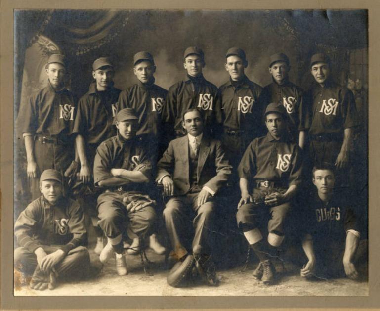 New Prague Baseball Team, 1910?