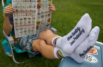 Product Sale: Euro Steeze Everjourney Socks