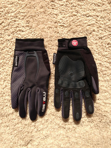 Product Review: Castelli CW 4.0 WS Glove