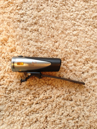 Product Review: Light and Motion Urban 550 Headlight